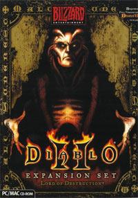 DIABLO 2 II LORD OF DESTRUCTION BATTLE.NET FIRMA