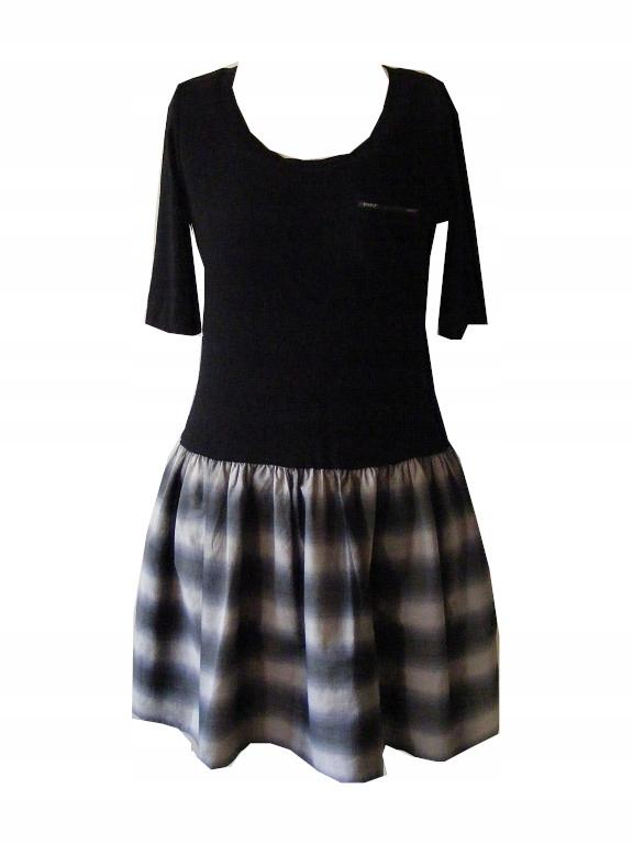9148299805 Sukienka z kieszeniami SIMPLE roz. S  u  - 7544645613 - oficjalne ...