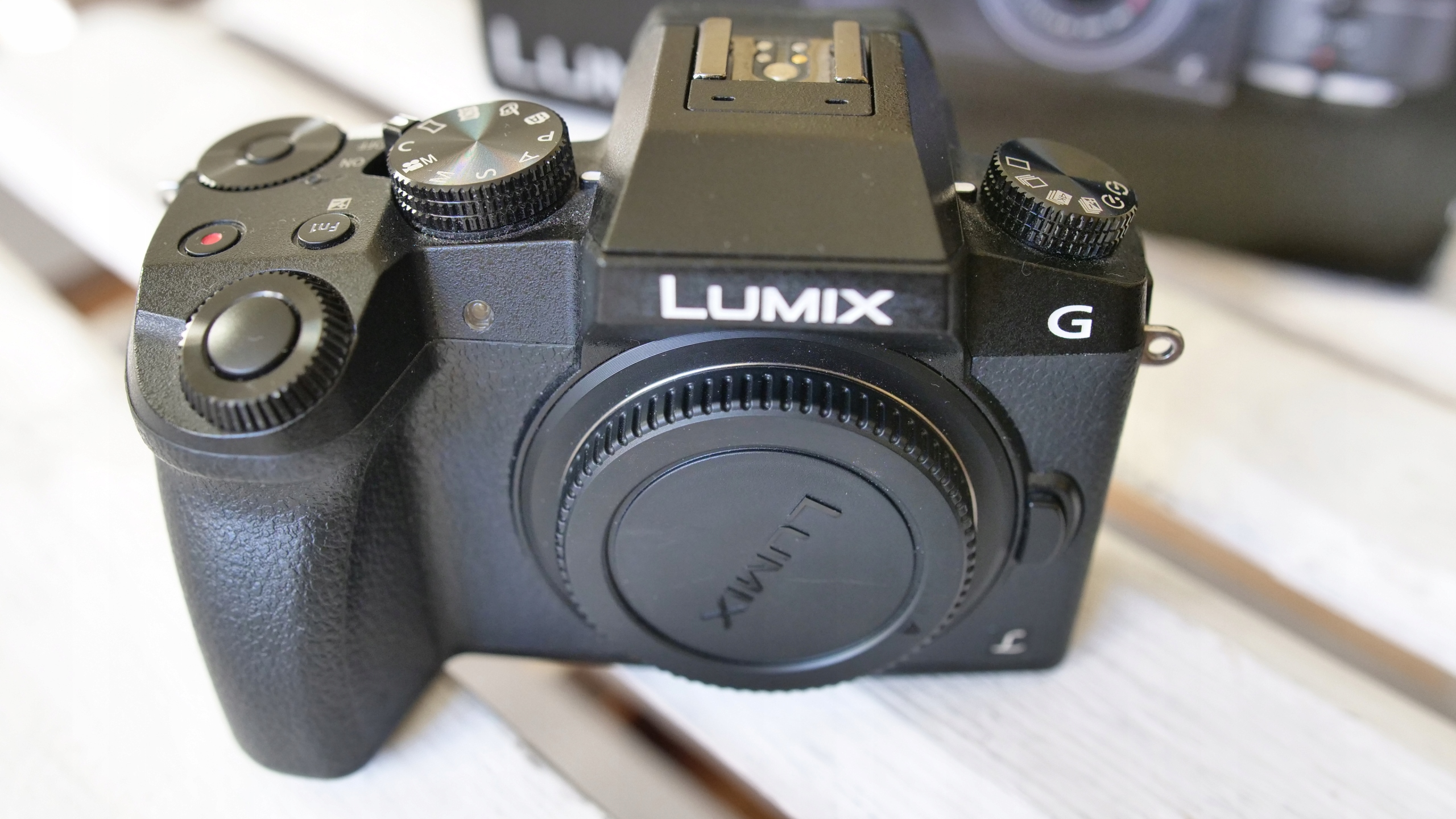 Panasonic Lumix G7- Gwarancja !