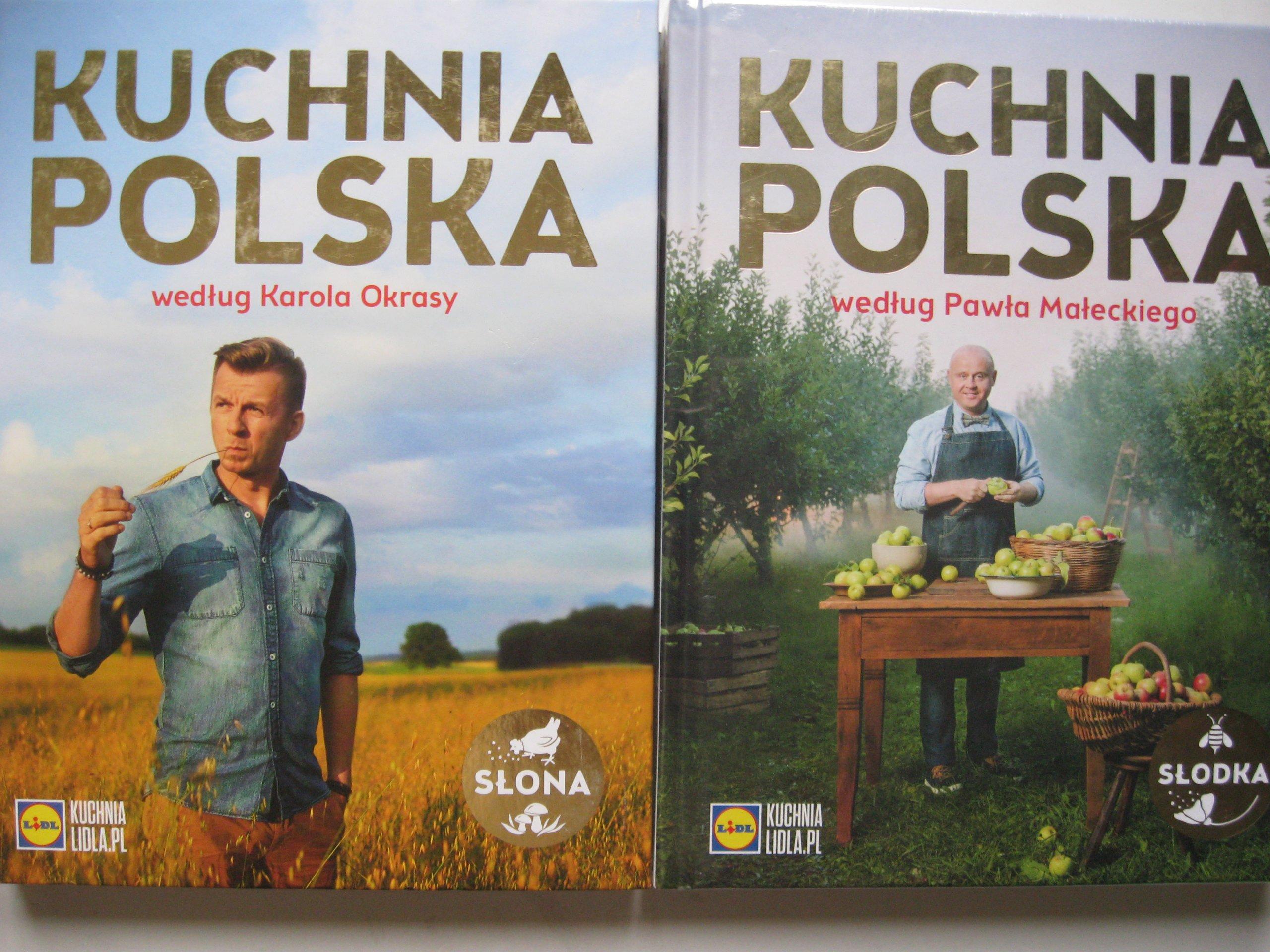 Kuchnia Polska Lidl Okrasa Małecki Słona Słodka
