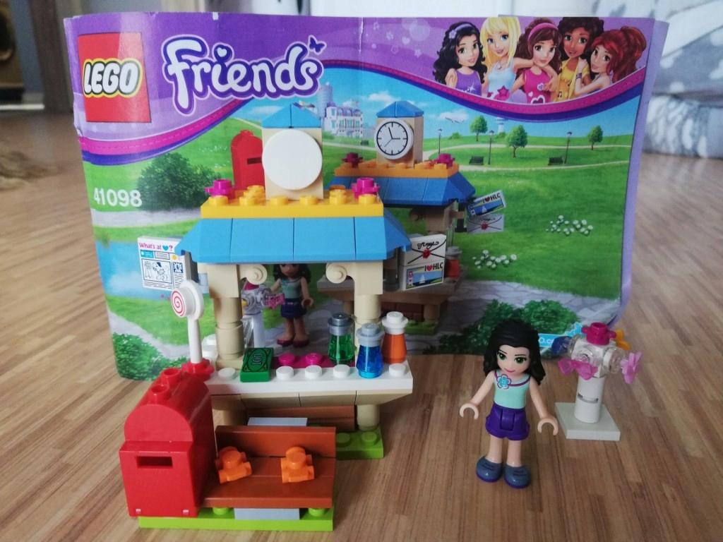 Lego Friends Turystyczny Kiosk Emmy 7705004882 Oficjalne