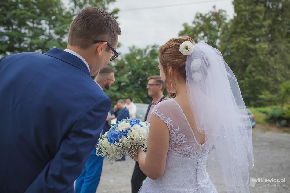 Suknia ślubna Używana 2017 Stan Jak Nowa 7374604980 Oficjalne