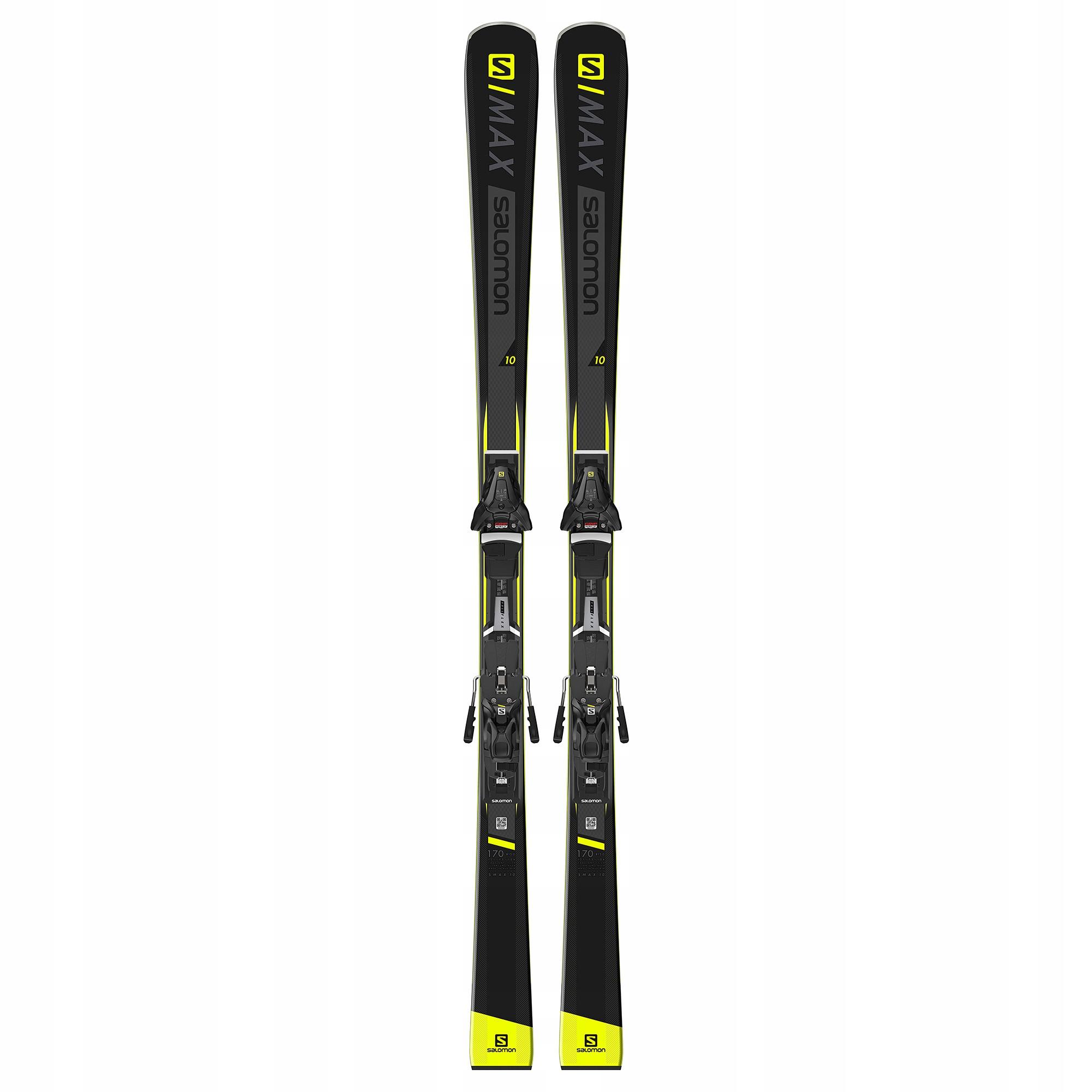 Narty skitourowe SALOMON SLAB X ALP 158cm 201819