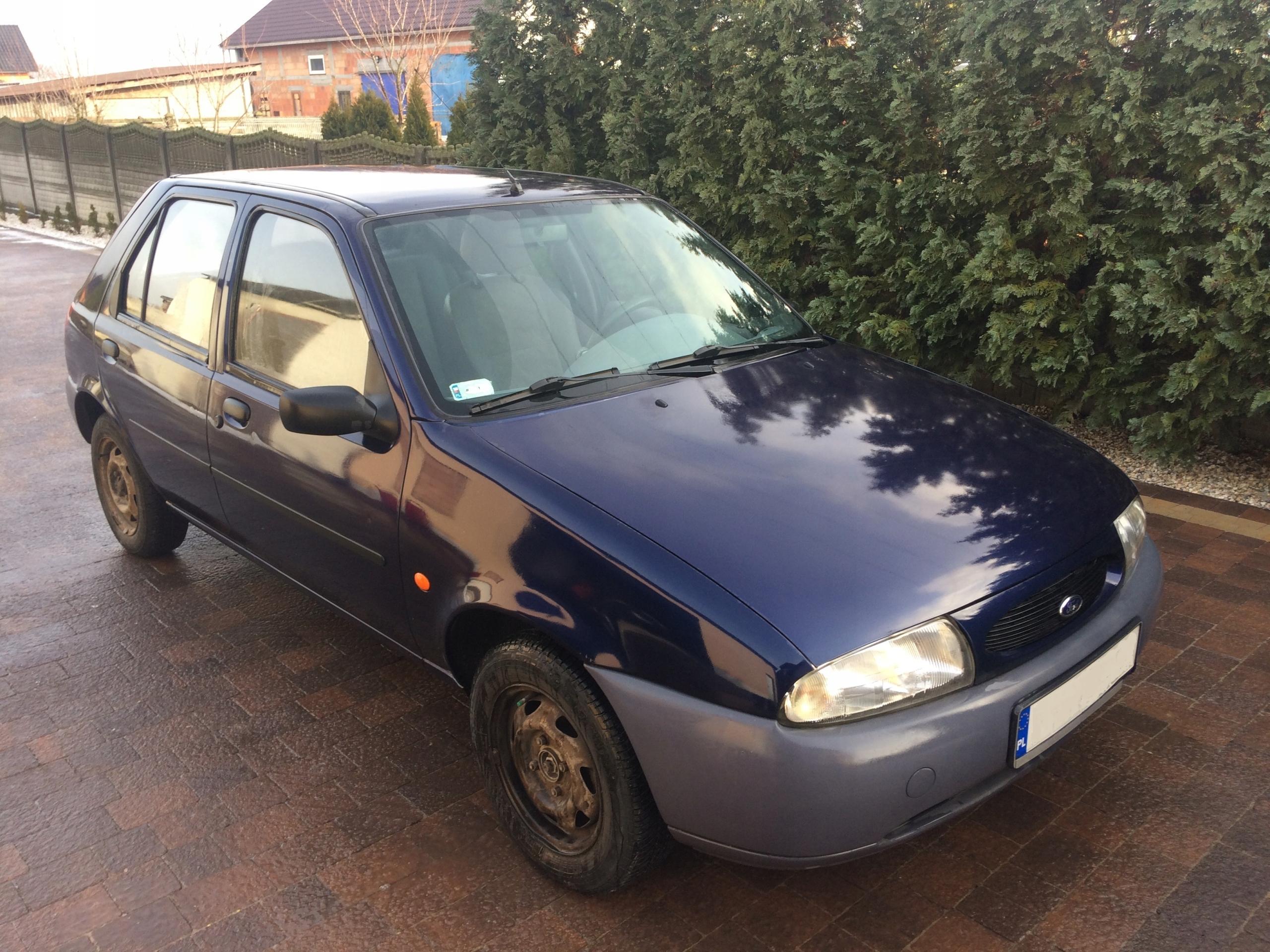 Sprzedam Ford Fiesta 1.3 benzyna 1997r