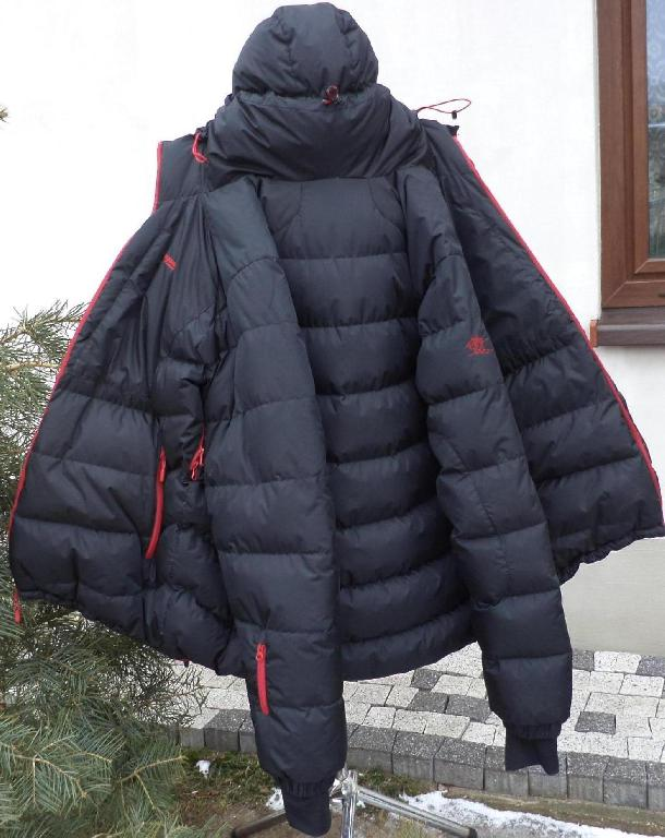 Bergans Sauda Down Jacket navycafe XXL: : Bekleidung
