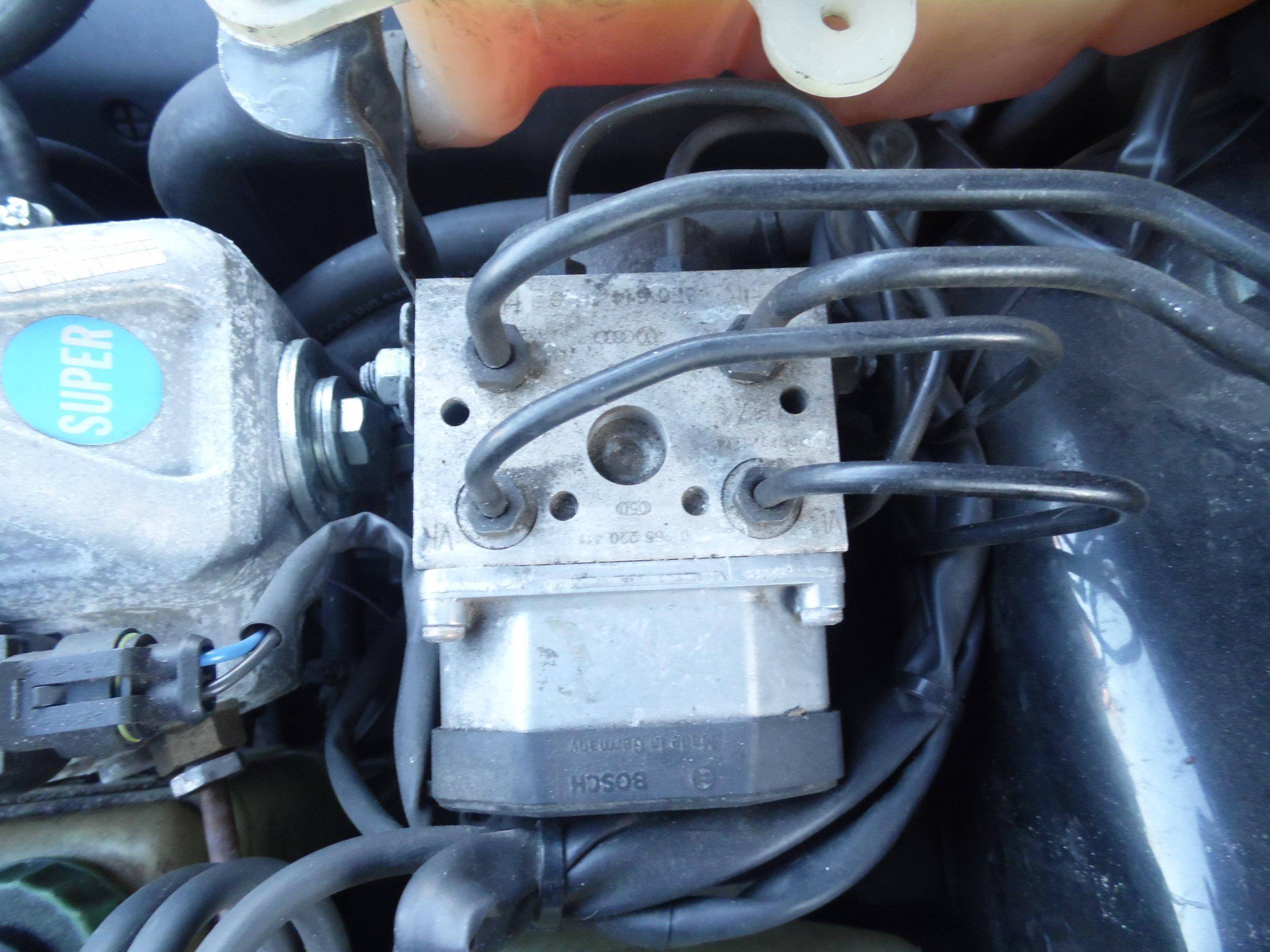 Pompa Sterownik Abs Audi A6 C5 7222836610 Oficjalne Archiwum Allegro