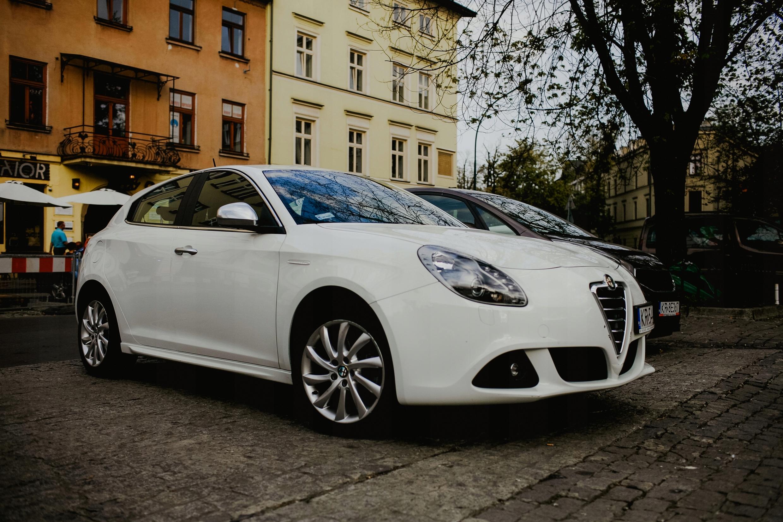Alfa Romeo Giulietta wersja sportowa 1 właściciel