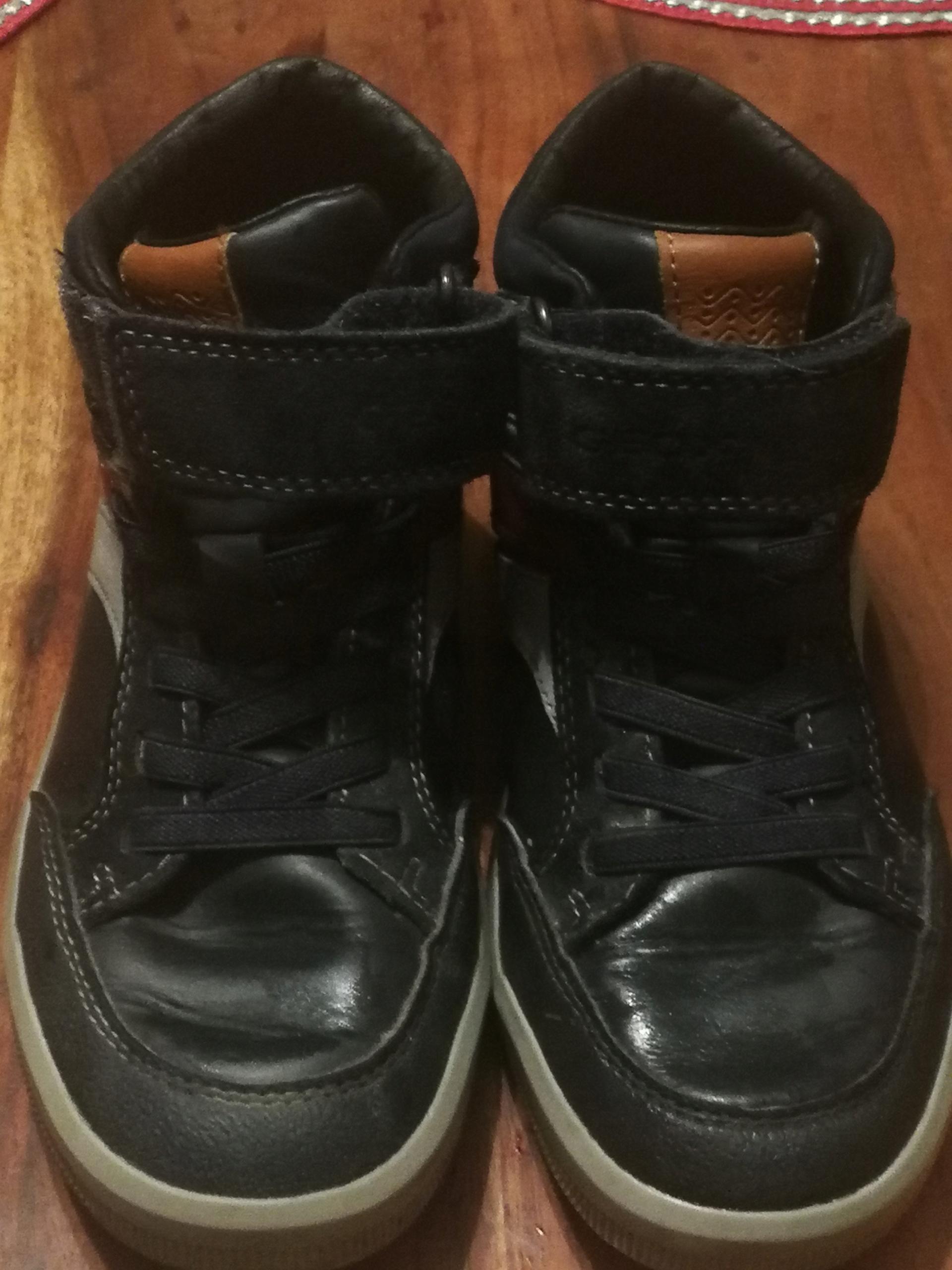 9c493542 Buty dla chłopca do kostki Geox jak nowe. - 7591330696 - oficjalne ...