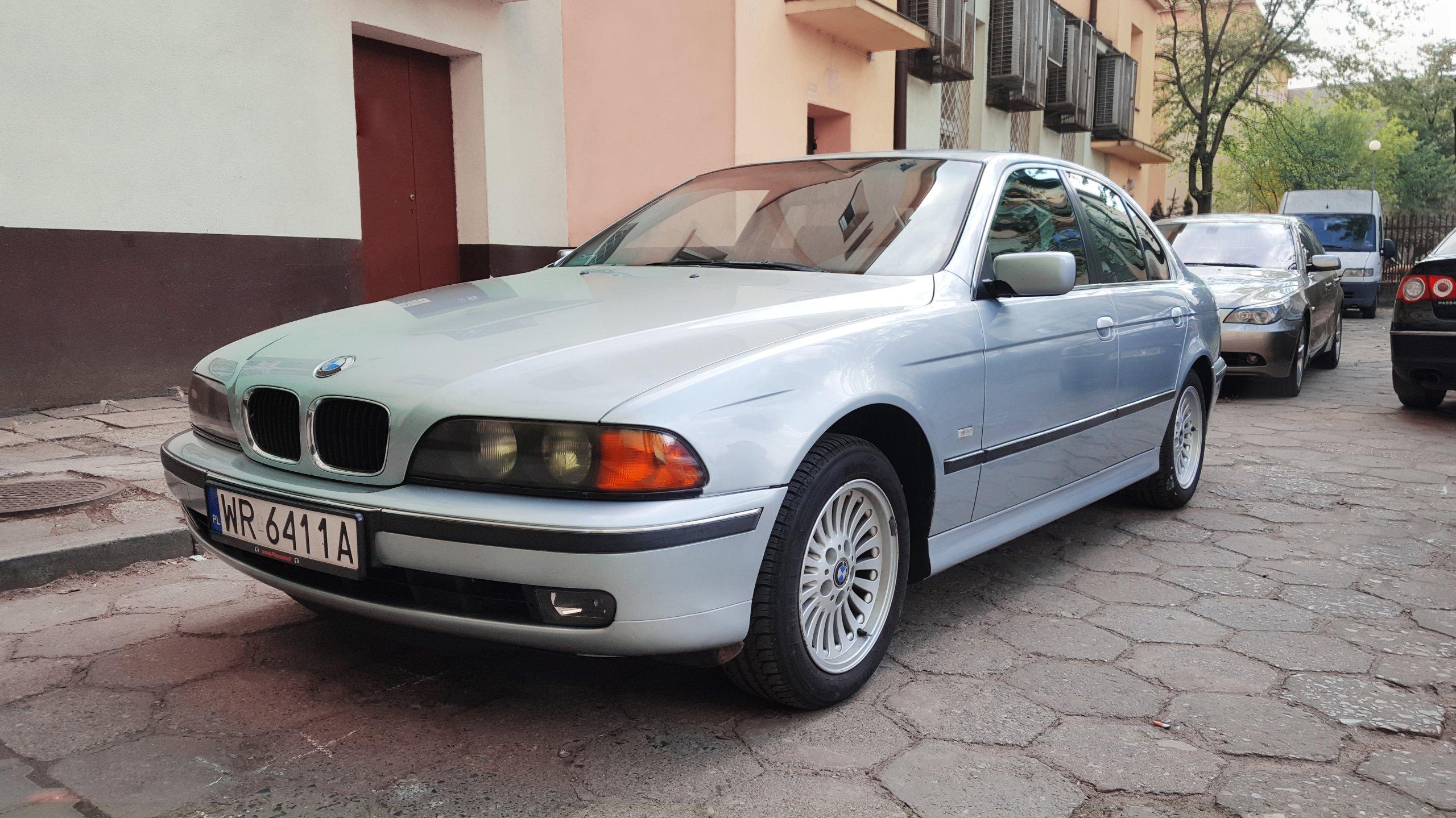 BMW E39 150 KM. Zadbany. Jeden właściciel w Polsce