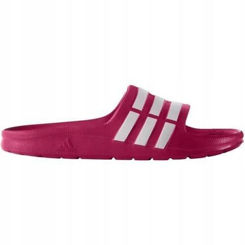 best sneakers 21703 a846a KLAPKI ADIDAS DURAMO SLIDE K D67480 r 31 - 6929424640 - oficjalne archiwum  allegro