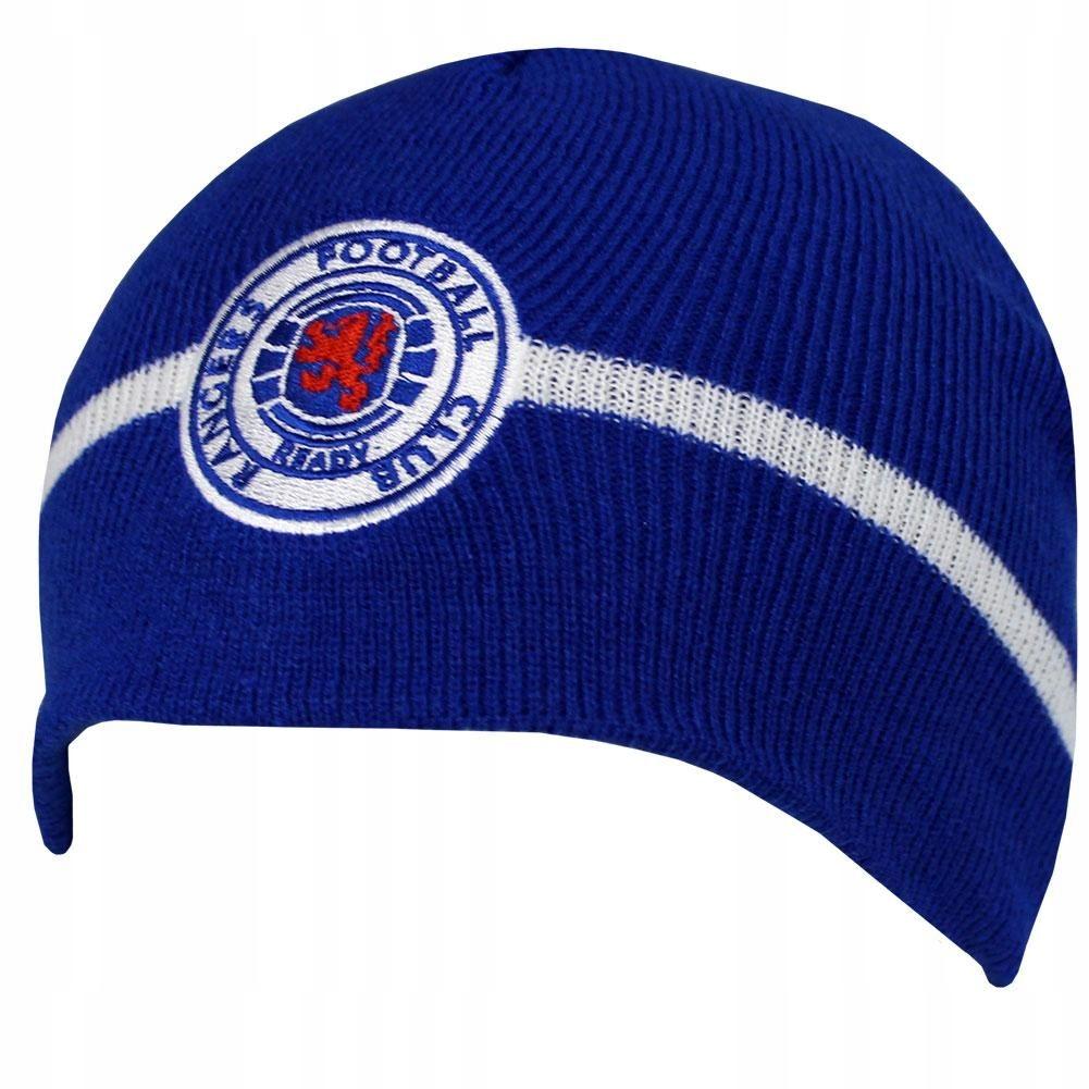 Glasgow Rangers - czapka zimowa!