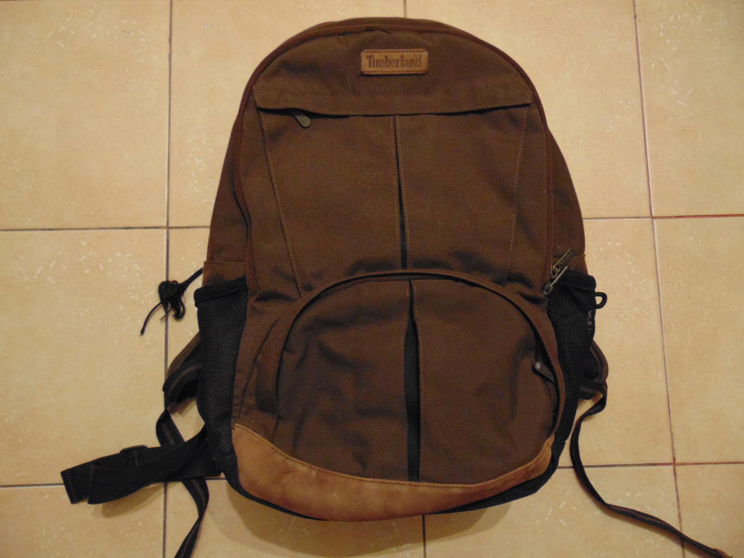 0c98769087687 Timberland - plecak brązowy - 7481688907 - oficjalne archiwum allegro
