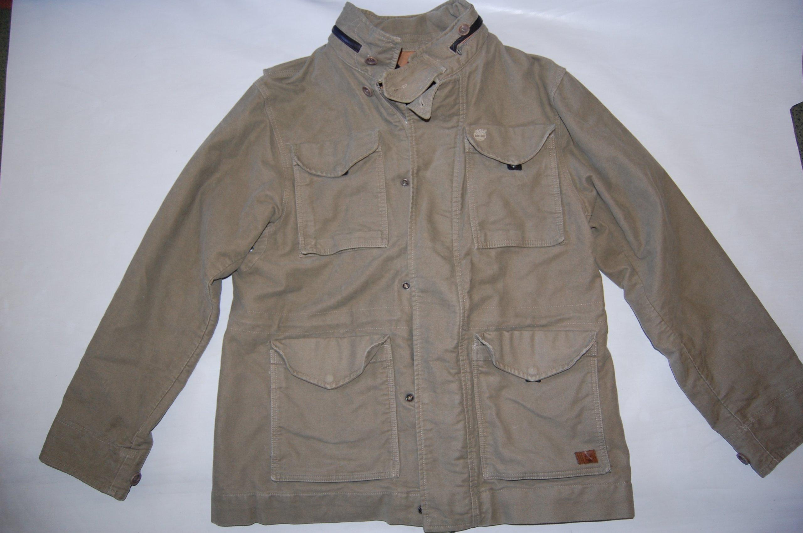 5fd5961564bd2 Kurtka ocieplana Timberland field coat Roz XL - 7382739348 ...
