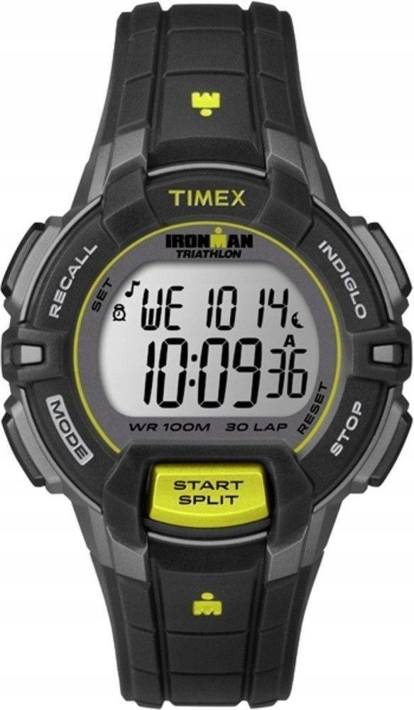 Timex Zegarek sportowy Ironman Triathlon [outlet]