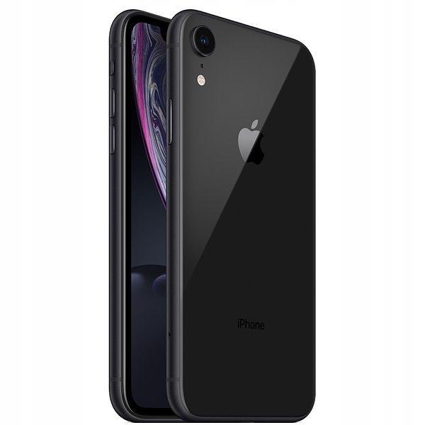 PL Apple IPHONE XR 256GB Black SKLEP Kraków