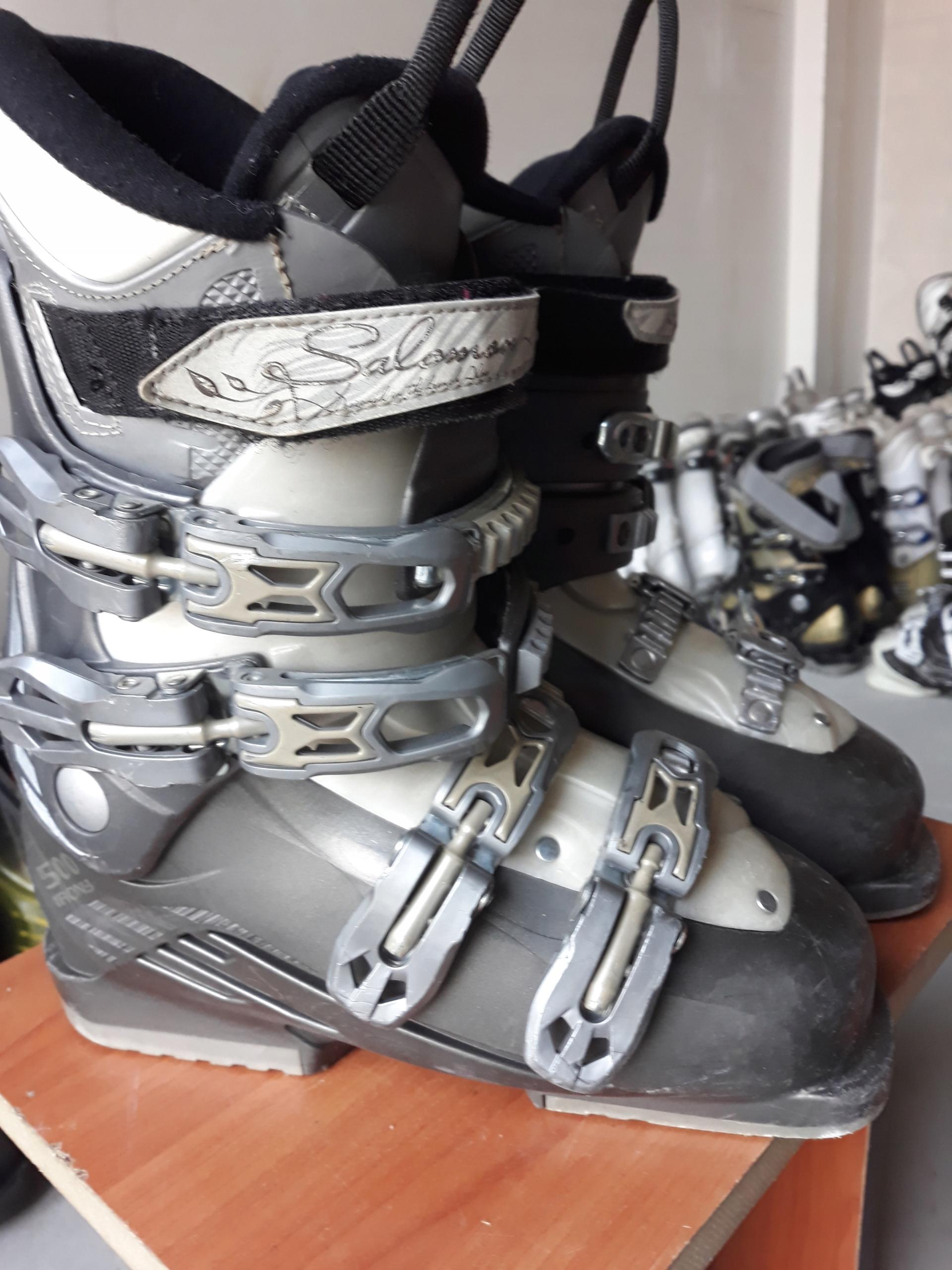 Buty narciarskie damskie Salomon RS880 24,5 288