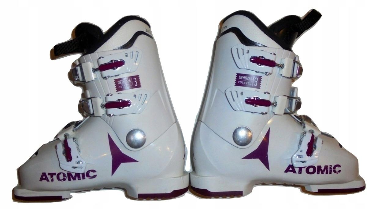 Buty narciarskie ATOMIC WAYMAKER GIRL r. 21,5 (34)