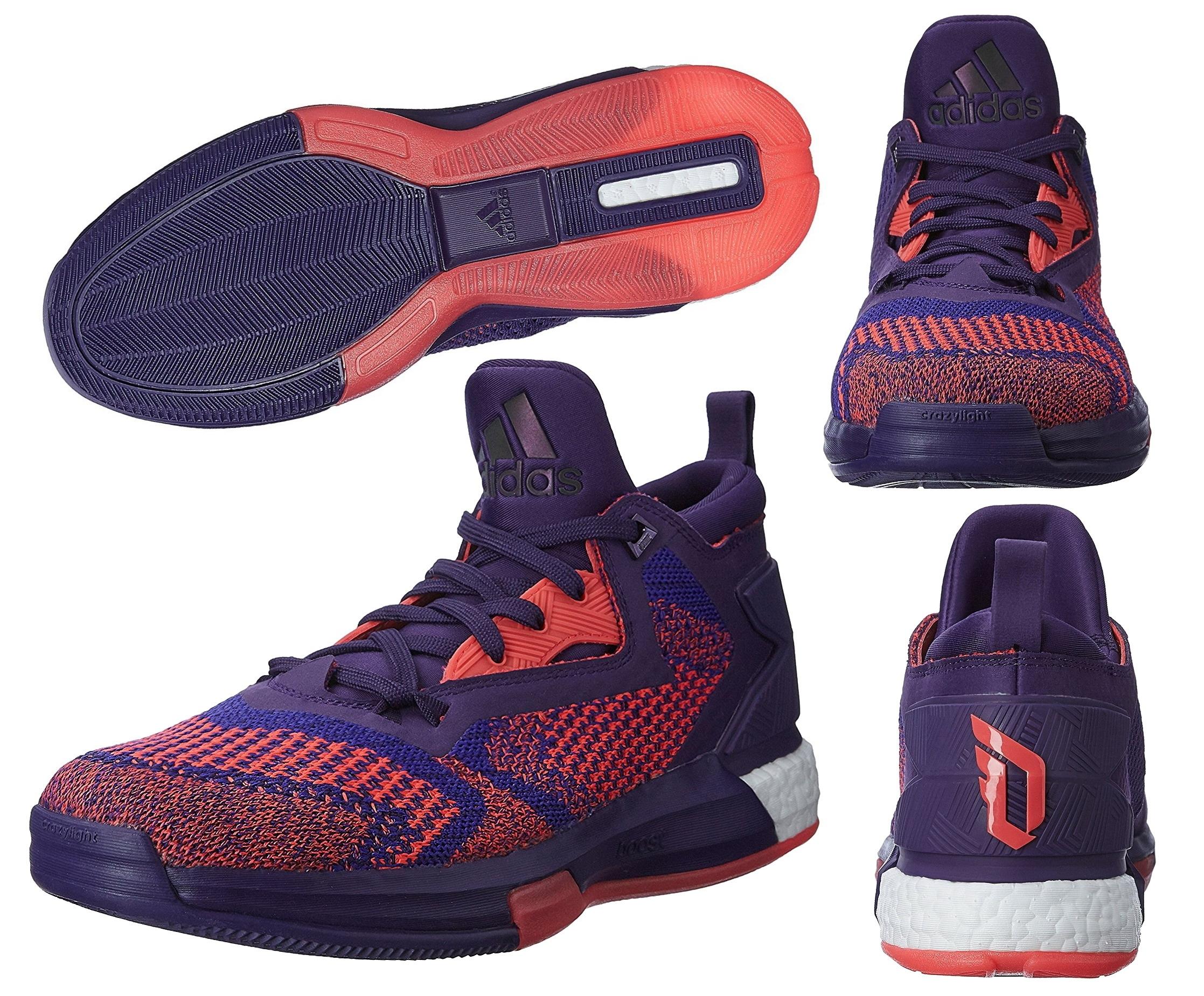 more photos c3510 fa3a4 Adidas D Lillard 2 Boost buty do koszykówki 42 23