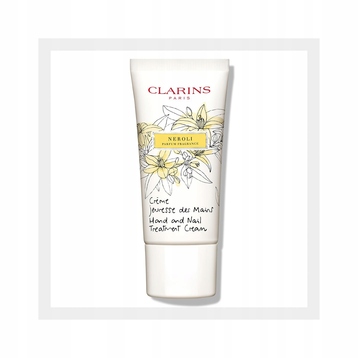 CLARINS Hand and Nail Treatment CREAM KWIAT NEROLI