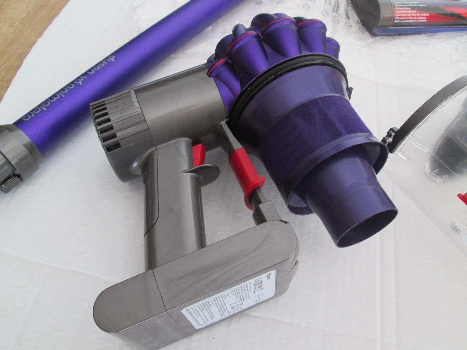 Аккумулятор dyson v6 plus цилиндрические пылесосы dyson цена