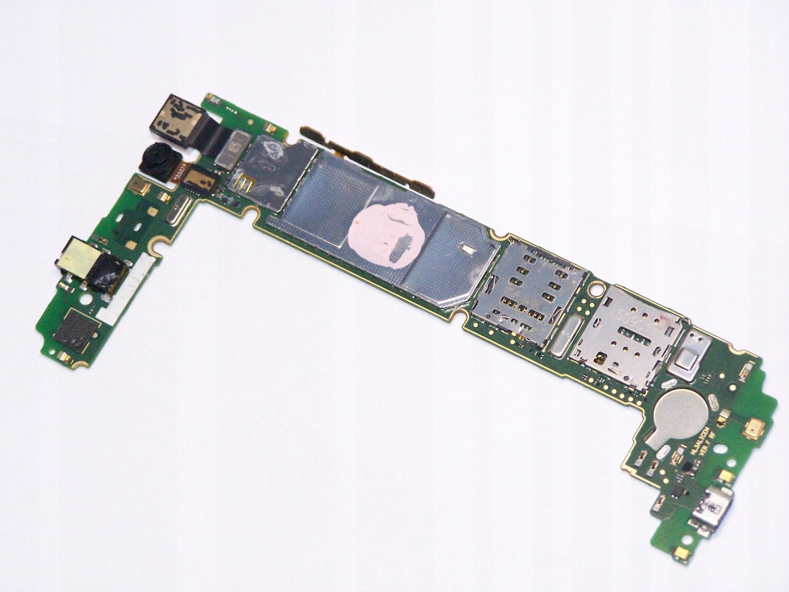 Chłodny Płyta główna Huawei P8 Lite - 7564085197 - oficjalne archiwum allegro ZK71