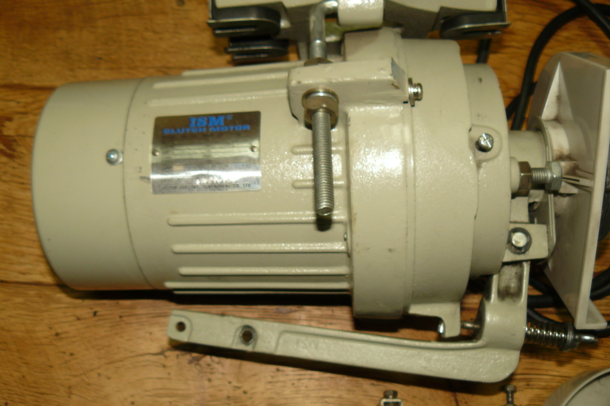 Silnik do maszyny ISM clutch motor NS432 400w (7346416420)