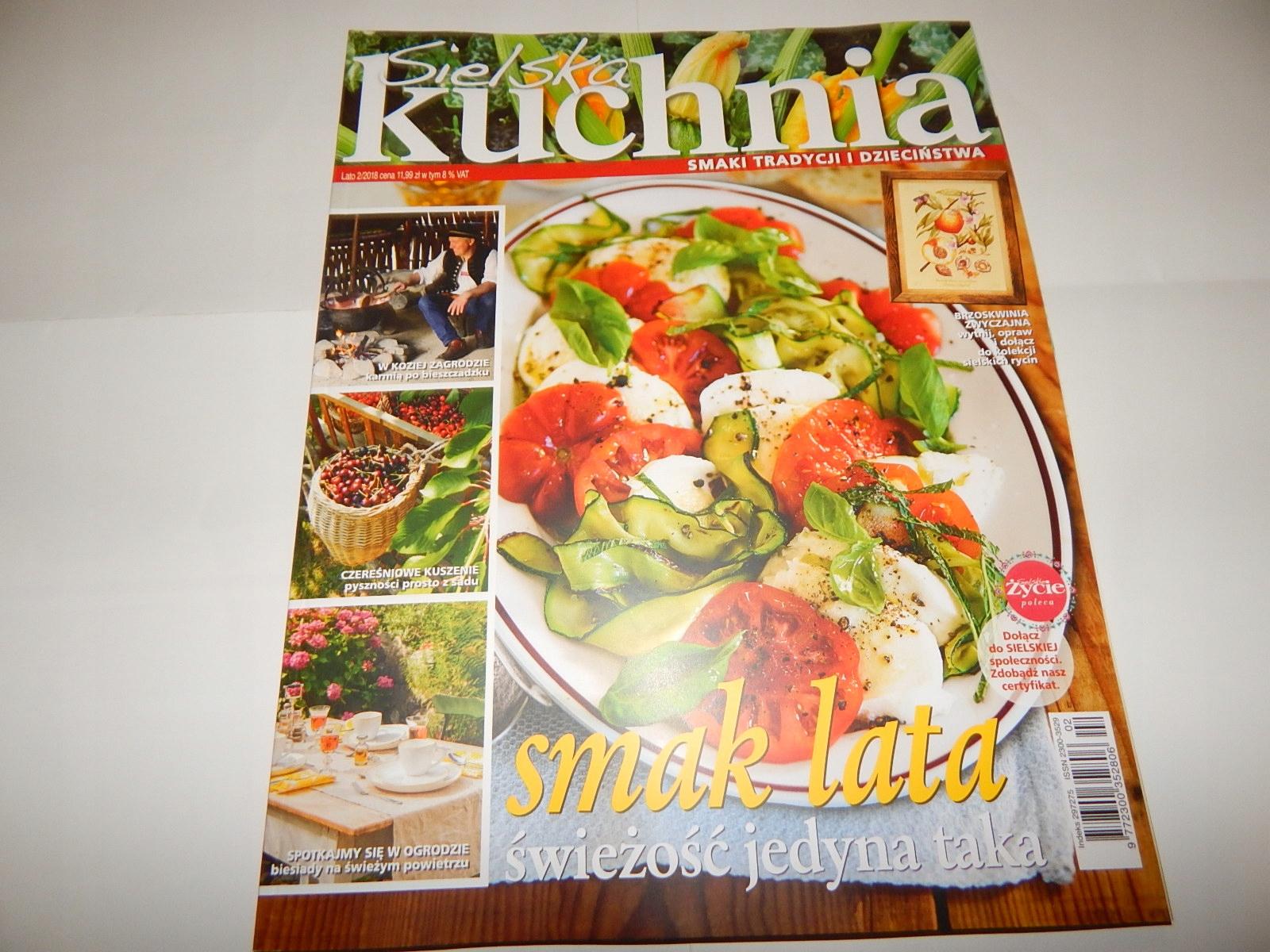 Sielska Kuchnia Nr 22018 Smak Lata 7199689861 Oficjalne