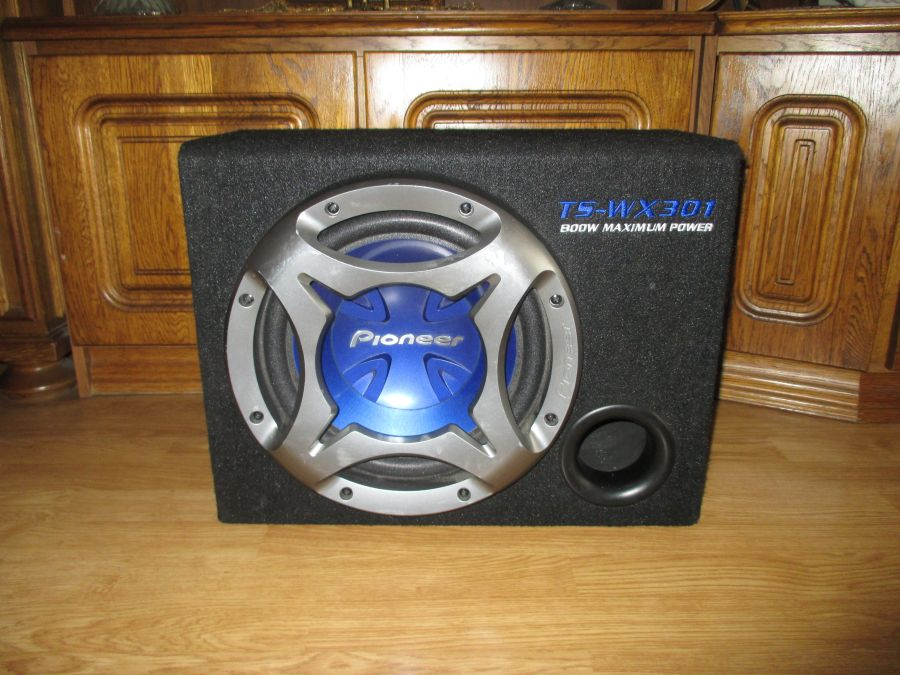TUBA PIONEER TS-WX 301 800W /sauboofer/