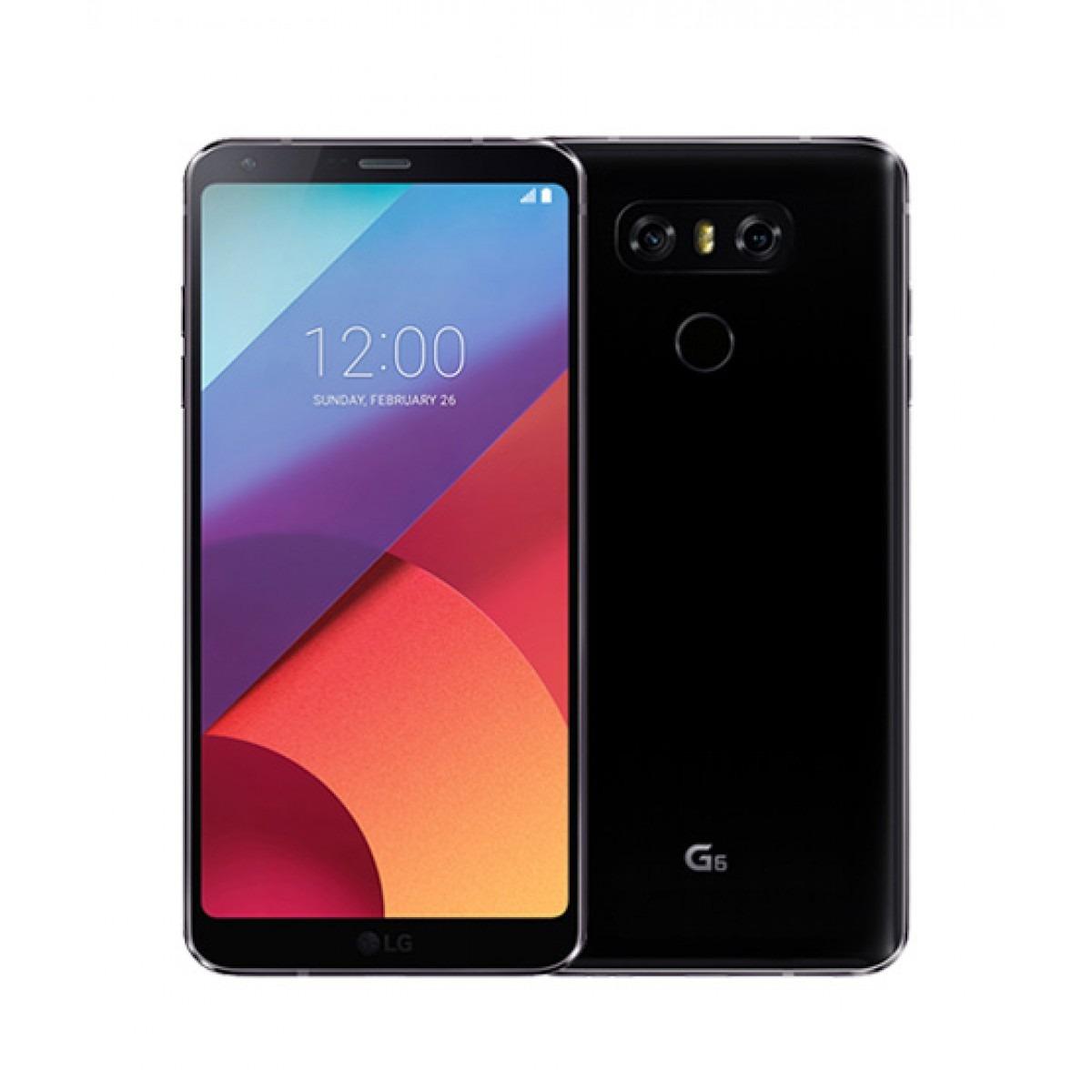 NOWY Telefon LG G6 H870 Astro Black + GRATISY