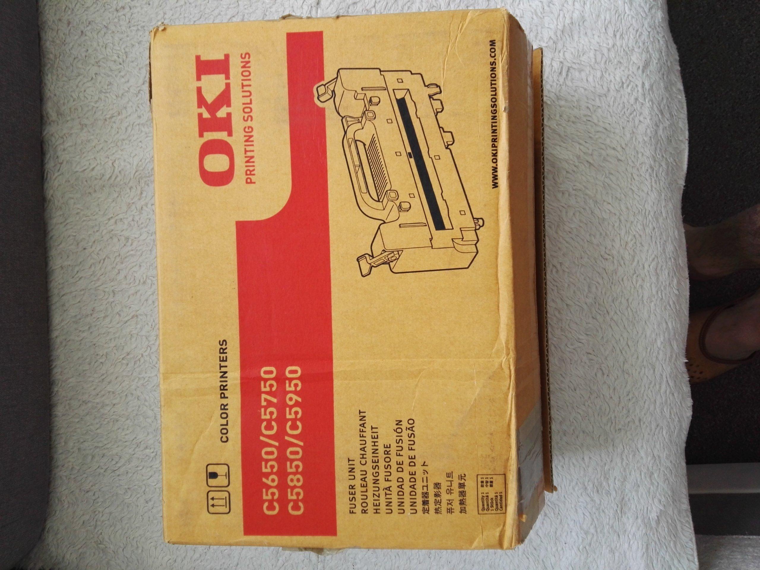 Fuser Unit C5650/C5750