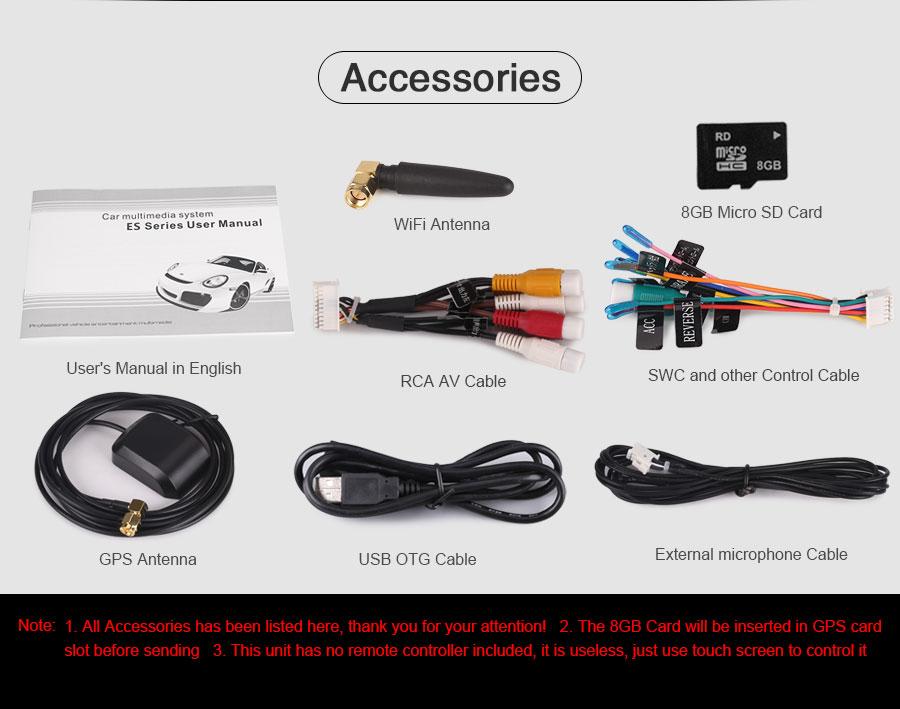 Radio + Antena DAB+ Tablet Android DVD GPS SD VW - 7165286906