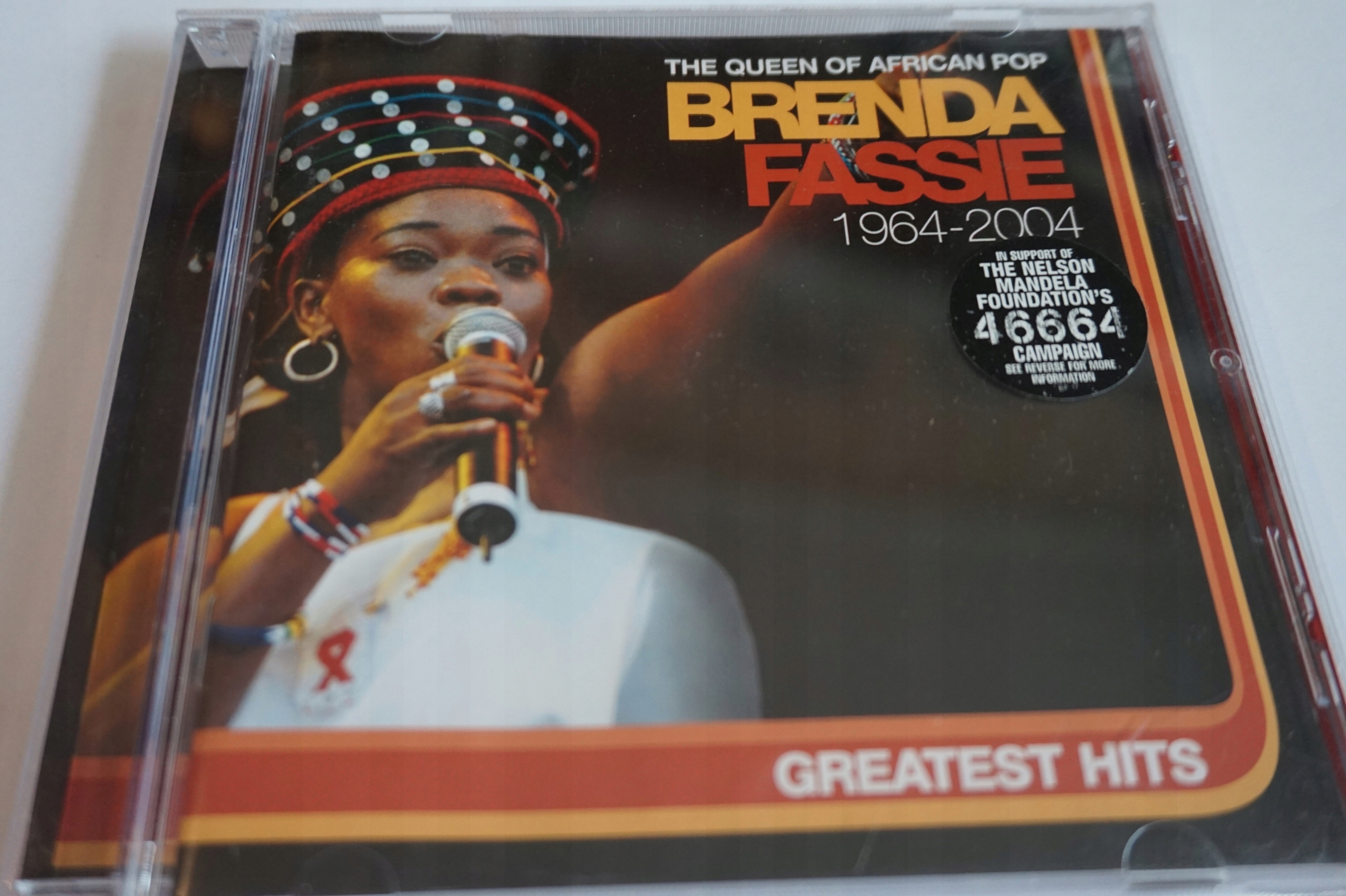 199 Brenda Fassie - Greatest Hits: The Queen  5++