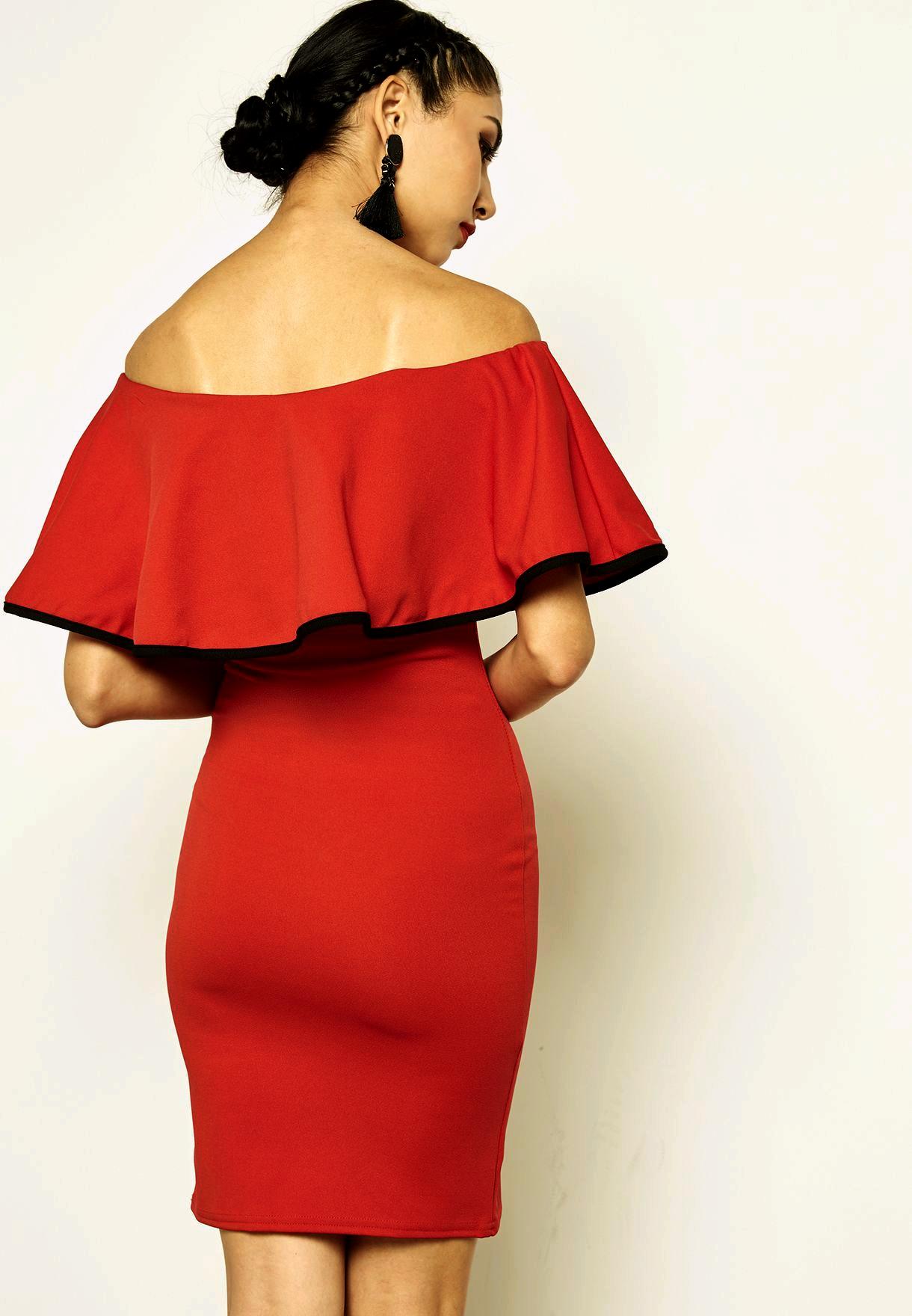 33fb792203 Quiz czerwona sukienka hiszpanka XL - 7689921864 - oficjalne ...
