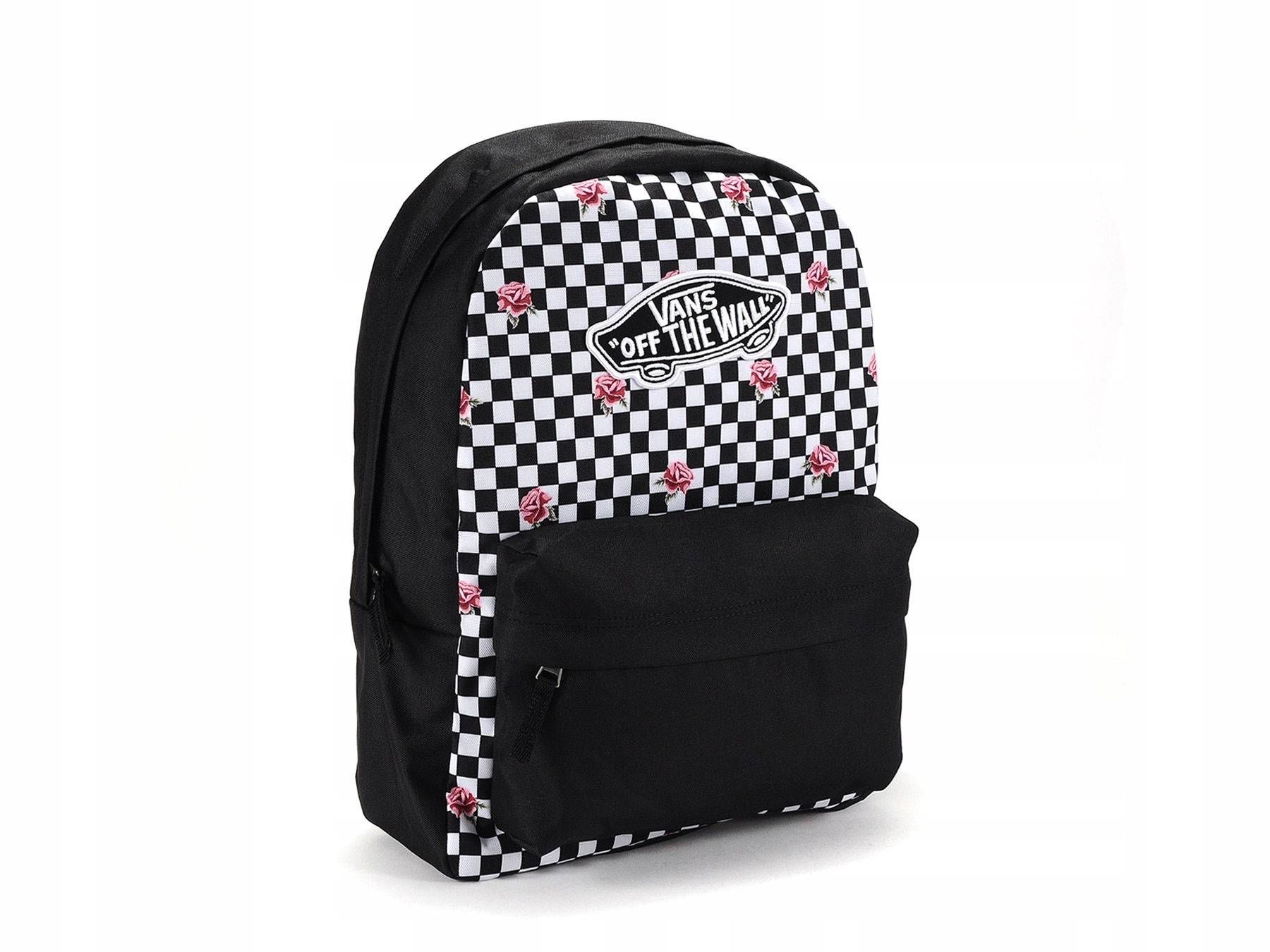 plecak kratka vans realm backpack rose checkerboard