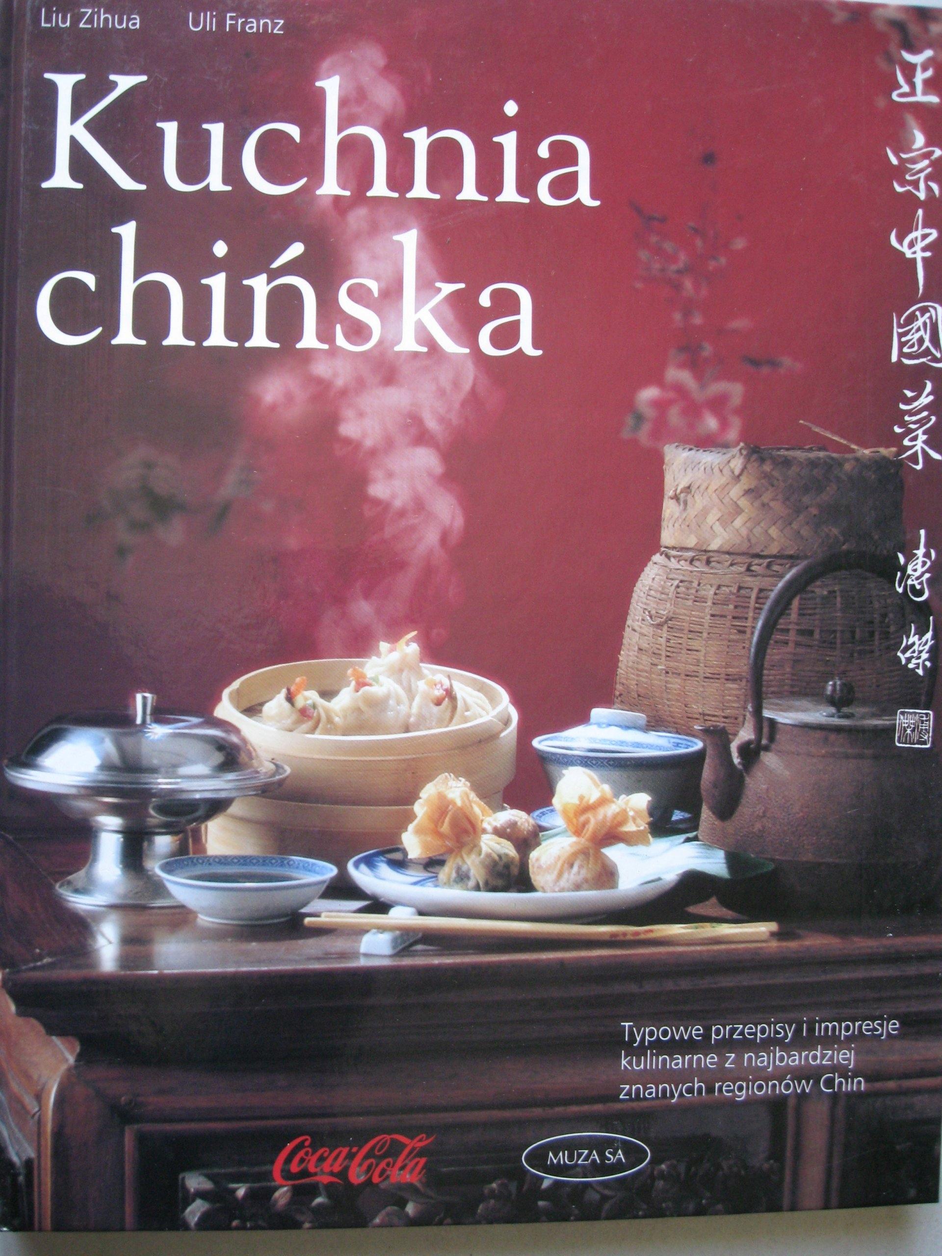 Kuchnia Chińska Przepisy I Impresje Zihua