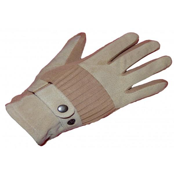 6c8927c6e07ab Rękawiczki zimowe ZAMSZOWE Zima Różne wzory kolory - 7617336614 ...