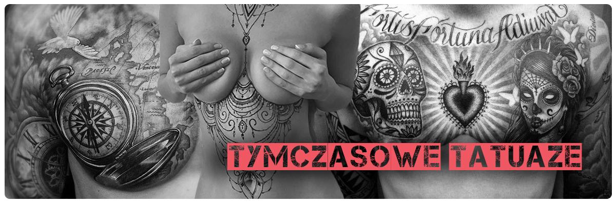 Tatuaż Zmywalny Rękaw Ramię Azteckie Celtyckie Art