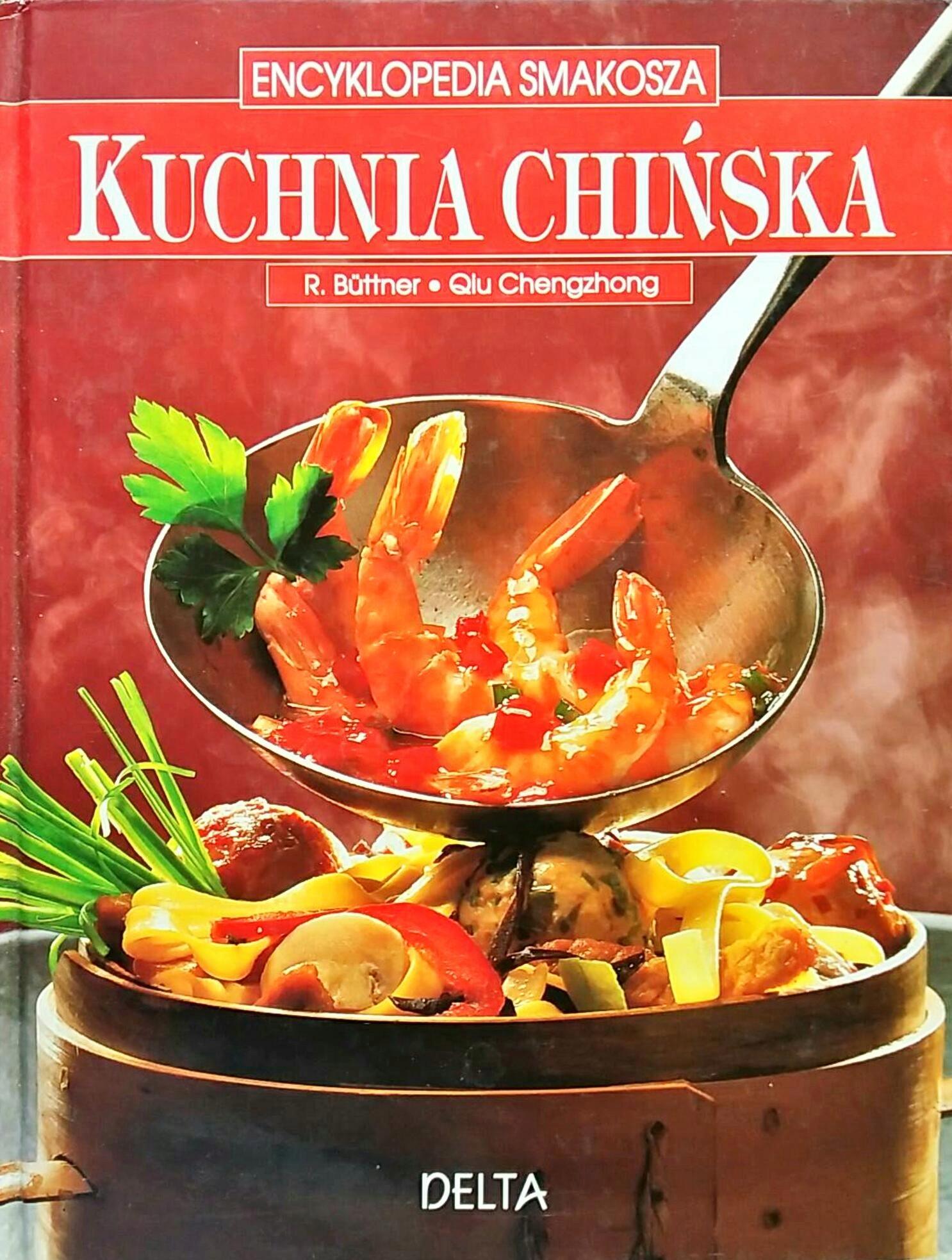 Kuchnia Chinska Encyklopedia Smakosza Buttner 7566095945