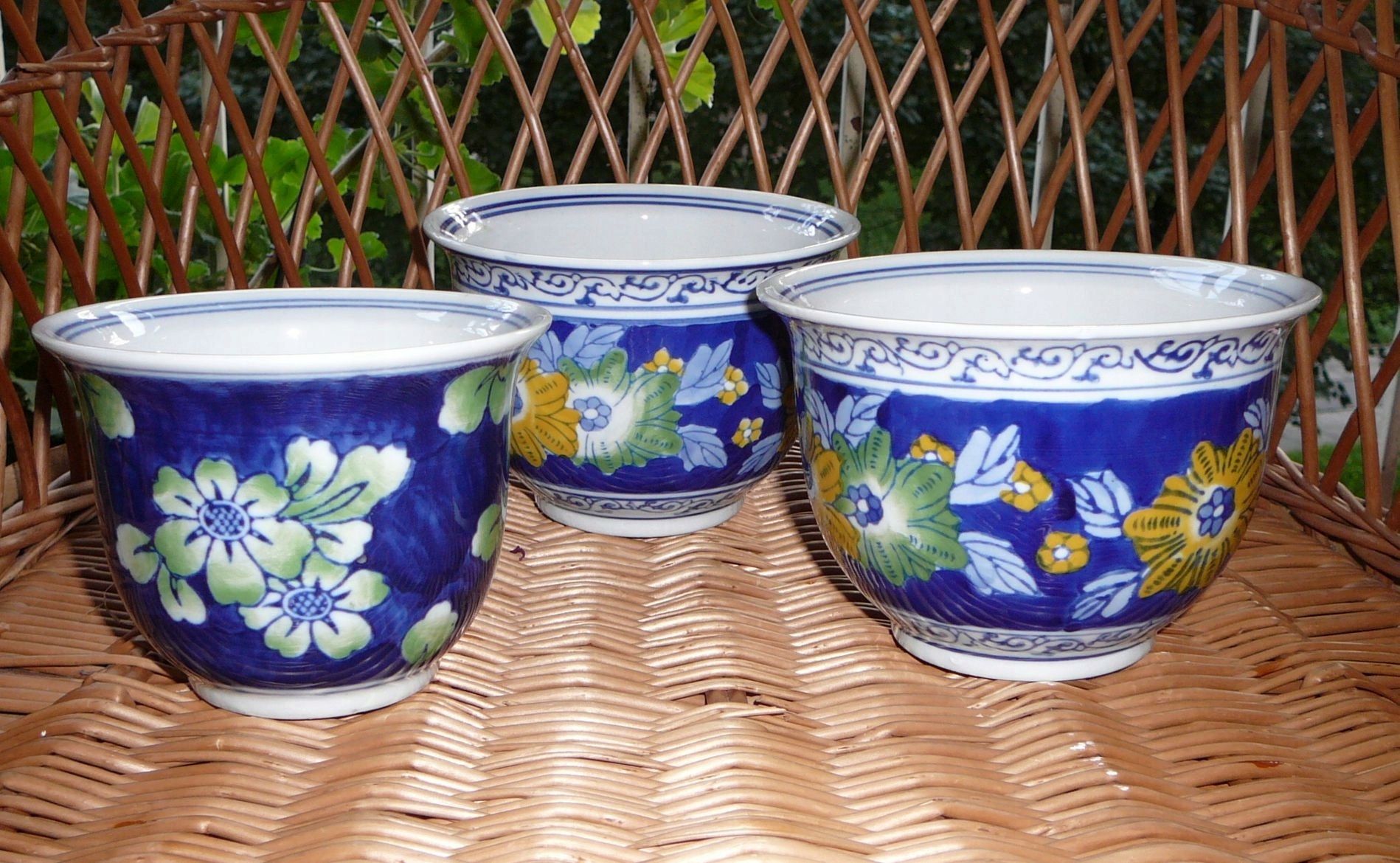 Ceramiczne Doniczki Osłonki ładne Kolorowe 7557783972