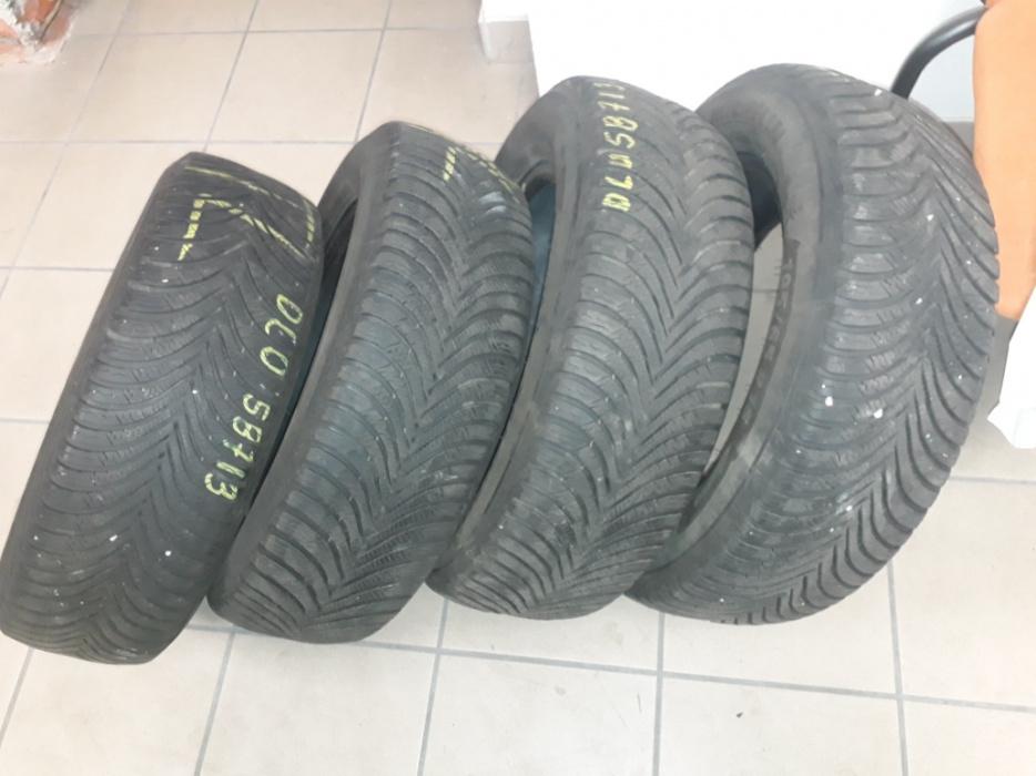 Opony Zimowe Michelin 19565 R15 Alpin5 7636248164 Oficjalne