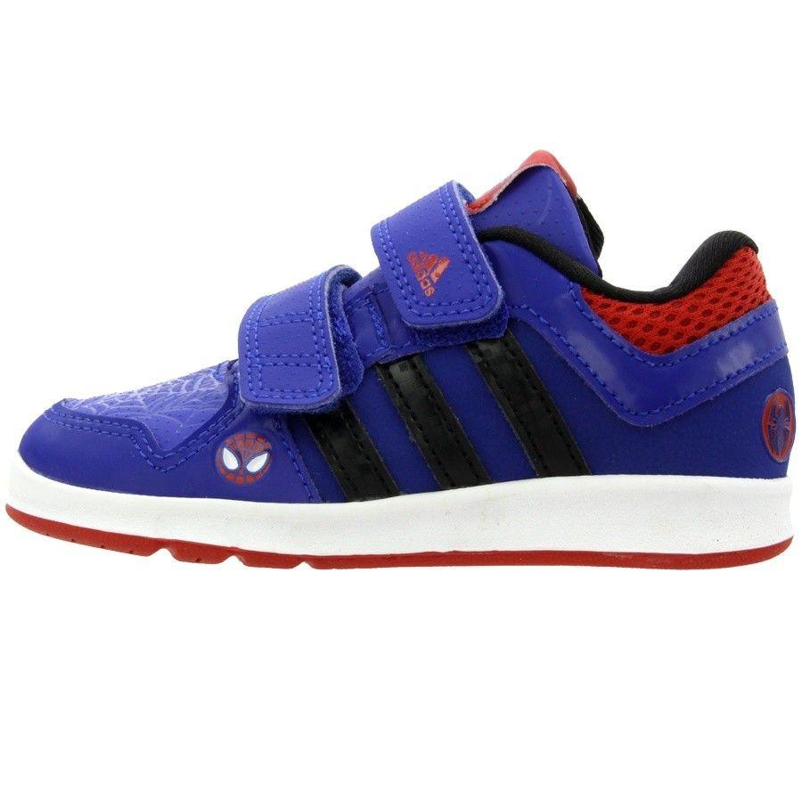 6049240e9c0cf Buty adidas LK Spider-Man CF B24569 19 - 7150351532 - oficjalne ...