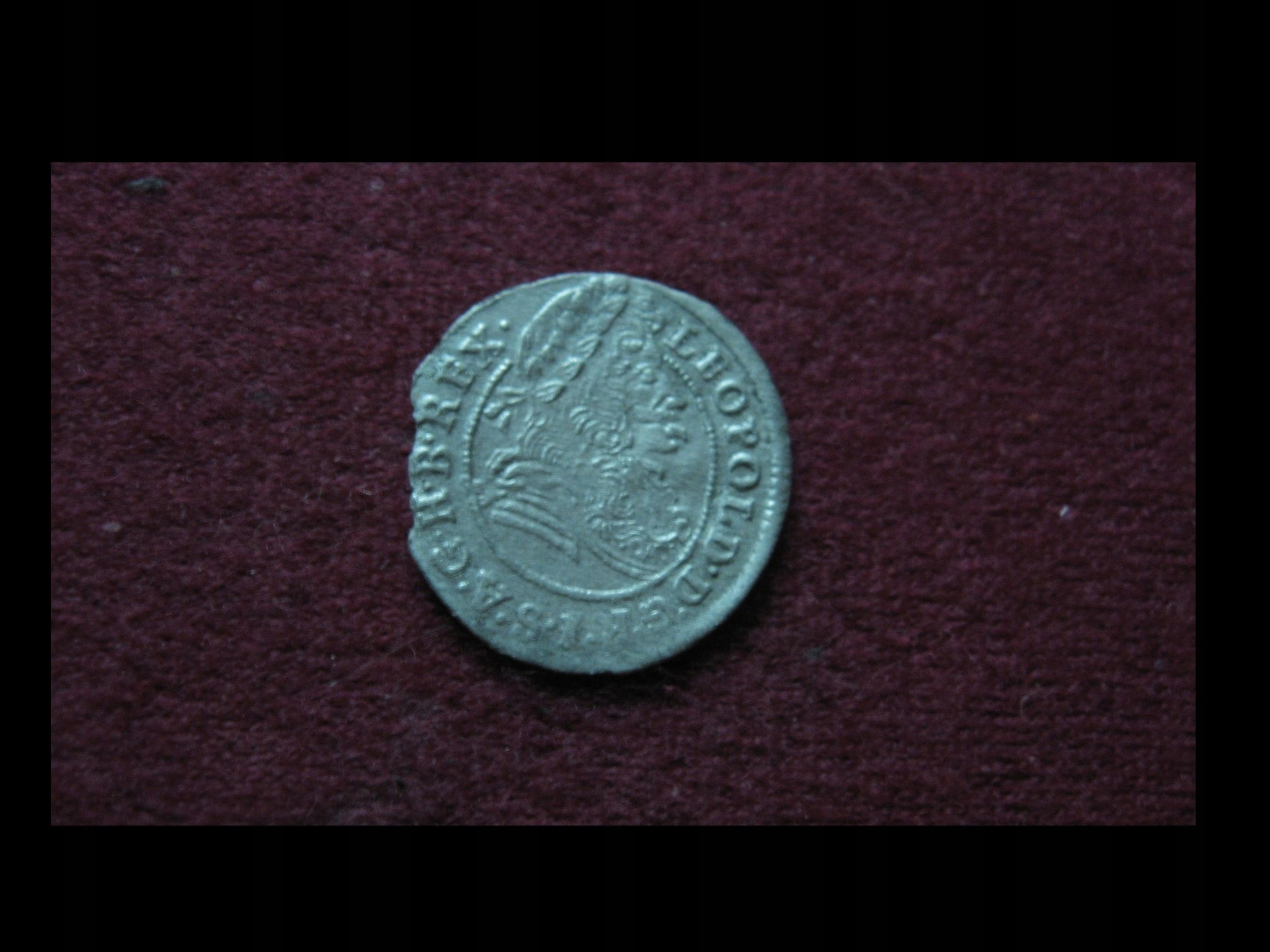 3001cdd06 AUSTRIA, LEOPOLD I(1657-1705) POLTURA 1699 - 7636101640 - oficjalne ...