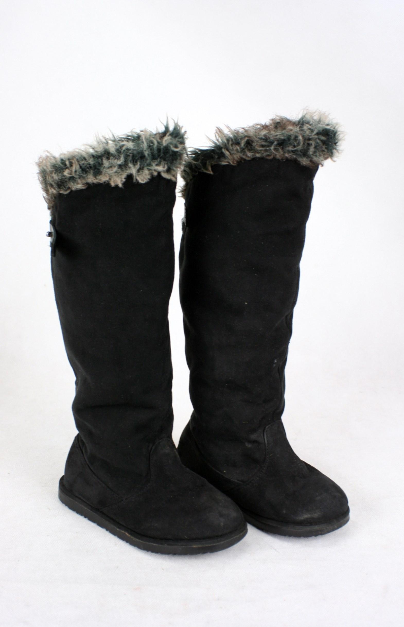 7bb03ad78e2f81 Kozaki dla dziewczynki zimowe Zara Girls 28 - 7356525737 - oficjalne ...