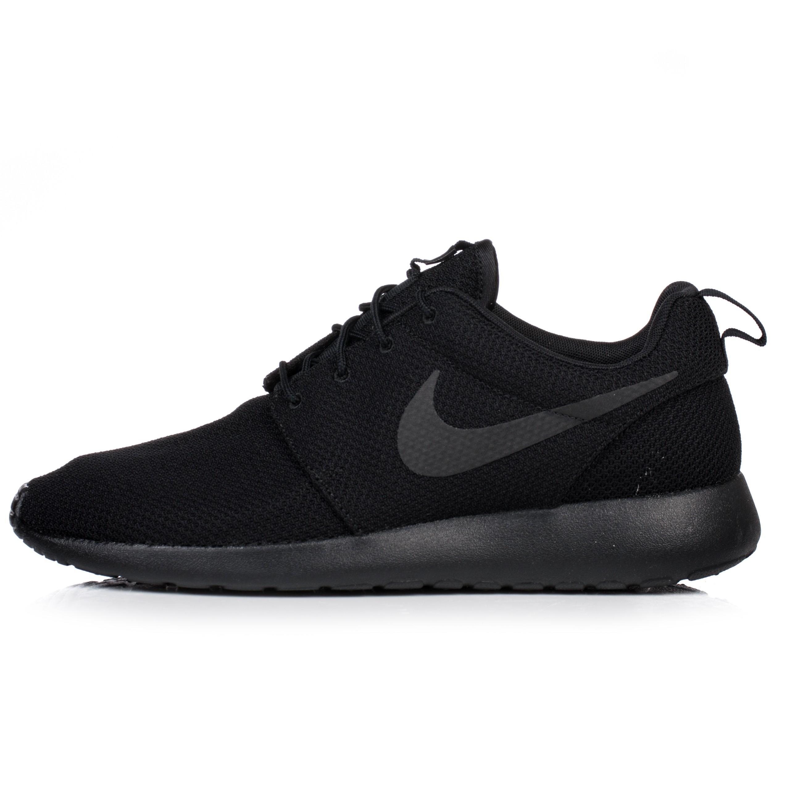 jak kupić sprzedawane na całym świecie obuwie Buty męskie Nike Roshe One czarne lekkie run - 7080778440 ...