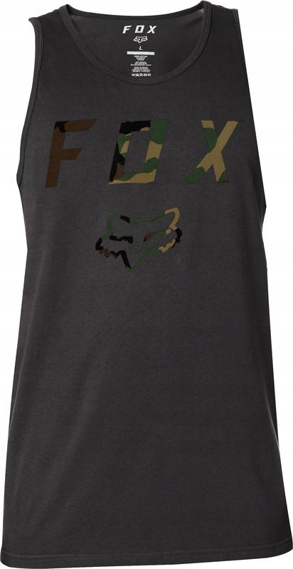 TANK FOX Cyanide Squad premium rozmiar L