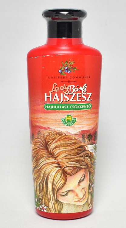 Herbaria, Lady Banfi 250 ml. Wcierka do skóry głow