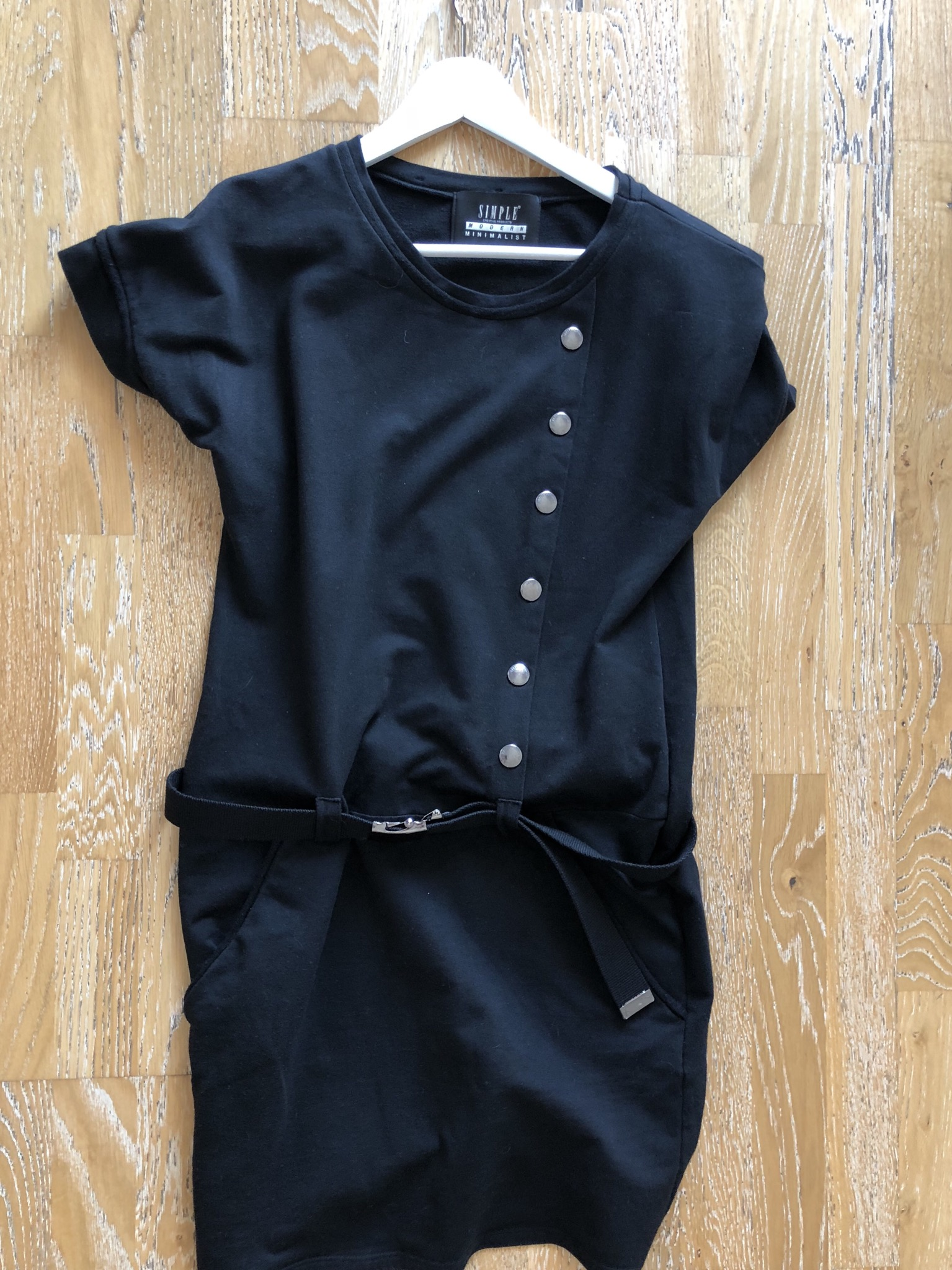 94506cacc4 Simple sukienka czarna M - 7305072173 - oficjalne archiwum allegro