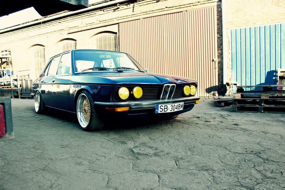 BMW E12 520i 1977 Faktura VAT marża