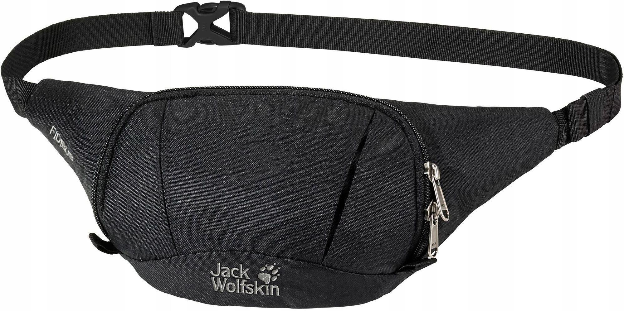 Jack Wolfskin Saszetka biodrowa Fidibus 86425-6000