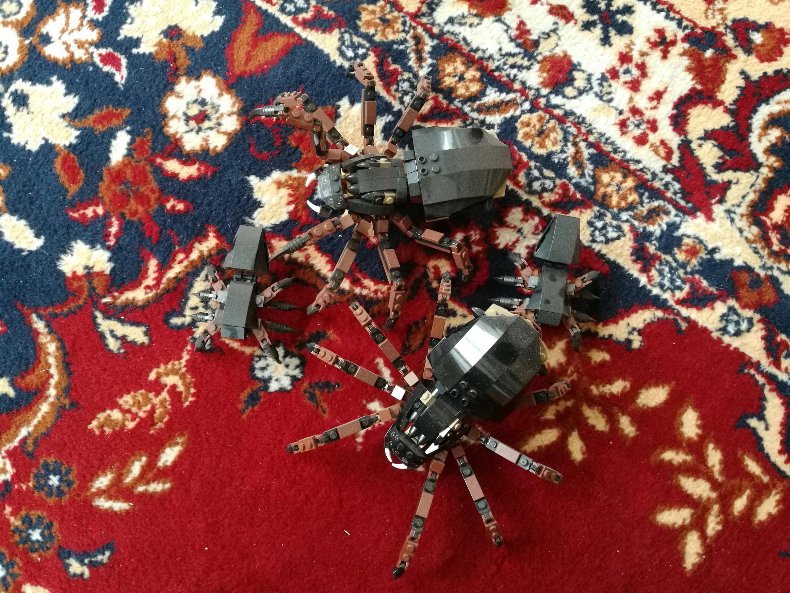 Lego Pająki Mirkwood i Sheloby
